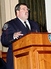 NEW YORK - October 7: Inspector Thomas J. Harris (70th Precinct Commanding Officer) at The 70th Precinct Medal Day and Appreciation Day Award Ceremony.  (Photo copyright 2007 by Steve Mack/S.D. Mack Pictures).
