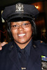 NEW YORK Ð October 7: P.O. Aisha Morales at The 70th Precinct Medal Day and Appreciation Day Award Ceremony.  (Photo copyright 2007 by Steve Mack/S.D. Mack Pictures).