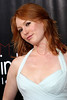 "NEW YORK - October 9: Actresses Alicia Witt at The Cinema Society Presentation of ""We Own The Night"".  (Photo by Steve Mack/S.D. Mack Pictures)"