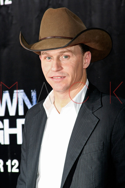 """NEW YORK - October 9: Ty Murray at The Cinema Society Presentation of """"We Own The Night"""".  (Photo by Steve Mack/S.D. Mack Pictures).  Note: These images are available for licensing through <a target=""""_blank"""" title=""""Licensing through FilmMagic"""" href=""""http://filmmagic.com"""">FilmMagic</font></a> and <a target=""""_blank"""" title=""""Licensing through Getty Images"""" href=""""http://gettyimages.com"""">Getty Images</font></a>."""