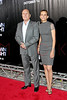 """NEW YORK - October 9: Actor Robert Duvall and Luciana Pedraza at The Cinema Society Presentation of """"We Own The Night"""".  (Photo by Steve Mack/S.D. Mack Pictures).  Note: These images are available for licensing through <a target=""""_blank"""" title=""""Licensing through FilmMagic"""" href=""""http://filmmagic.com"""">FilmMagic</font></a> and <a target=""""_blank"""" title=""""Licensing through Getty Images"""" href=""""http://gettyimages.com"""">Getty Images</font></a>."""