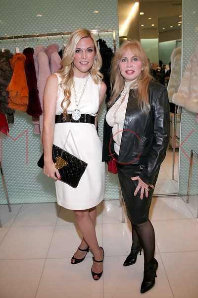Tinsley Mortimer and Liz Derringer in attendance at an Exclusive Preview of the Royal Chie 2007 Collection.  <center>New York, NY October 2, 2007 Photo: ManhattanSociety.com by Steve Mack