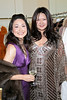 Chiaki Imai and Susan Shin in attendance at an Exclusive Preview of the Royal Chie 2007 Collection.  <center>New York, NY October 2, 2007 Photo: ManhattanSociety.com by Steve Mack