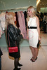 Liz Derringer and Tinsley Mortimer in attendance at an Exclusive Preview of the Royal Chie 2007 Collection.  <center>New York, NY October 2, 2007 Photo: ManhattanSociety.com by Steve Mack