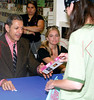 """In-store appearance, signing the new DVD, """"Pittsburgh"""", New York, USA"""