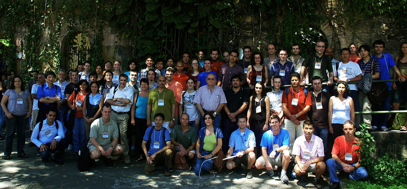 I2CAM Spring School -- Rio de Janeiro
