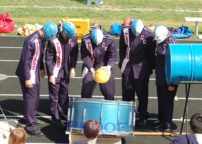 Band - Homecoming - 9/28/07