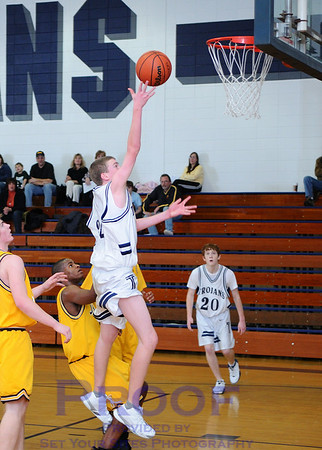 Basketball - Sophomore vs Jacobs 2/9/08