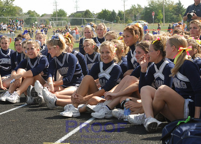 Cheer - Varsity and JV - 9/28/07