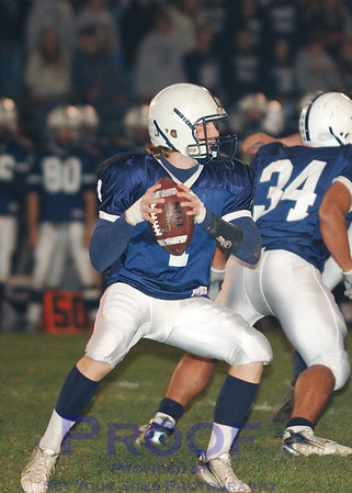 Football Playoff vs DeLaSalle - 11/3/07