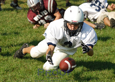 "Football - Sophomore ""B"" vs PR - 9/3/07"