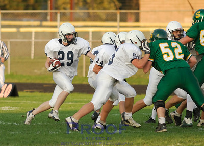 Football - Sophomore vs McHenry - 10/12/07
