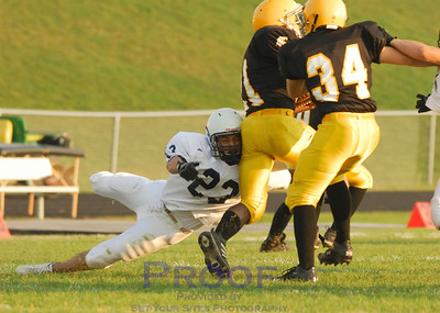 Football - Sophomore vs Jacobs - 9/21/07