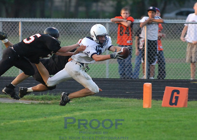 Football - Sophomore vs McHenry - 10/5/07