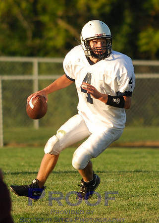 Football - Sophomore vs Praire Ridge - 8/31/07