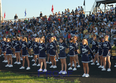Football - Varsity - vs. St. Charles North - 8/25/07