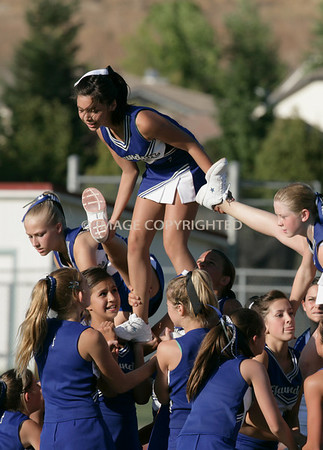 Rocklin Junior Thunder Midget Cheer