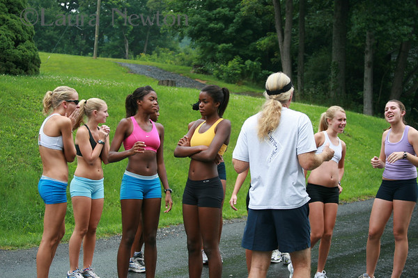 App State Cross Country Camp