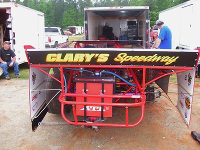 Clarys Speedway 5/12/07