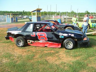Clarys Speedway 9/1/07
