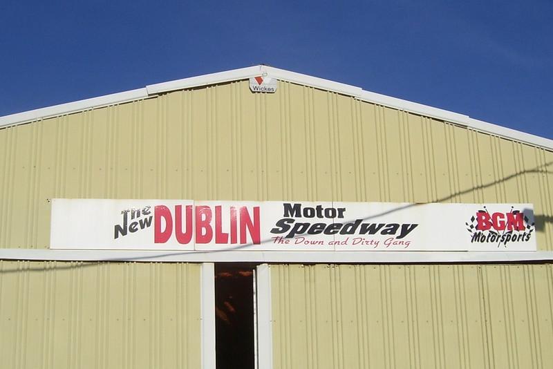 Dublin Motor Speedway, Dublin NC