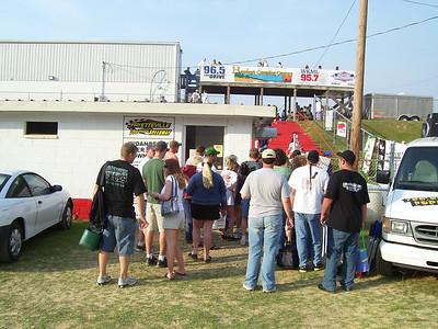 Fayetteville Motor Speedway June 22 2007
