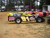 The Candyman Derek Francis #91 Super Late Model