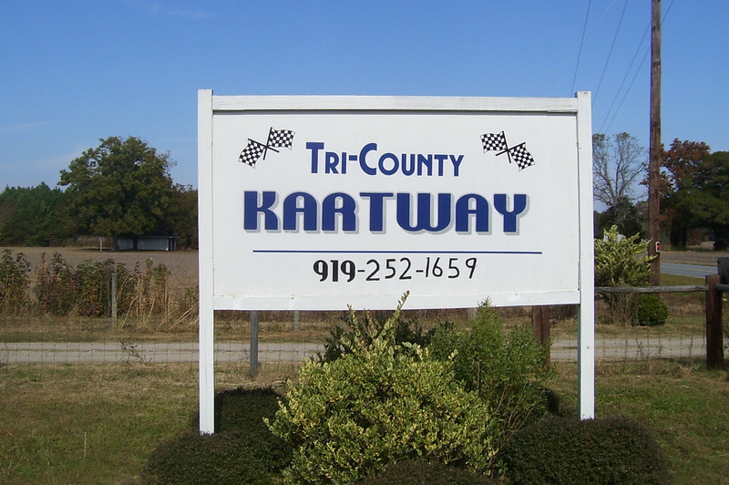 Welcome to Tri County Kartway