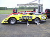 #36 Kenny Wallace's Dirt SLM ride