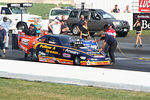 Top Alcohol Funny Car (E-Town D-1) :