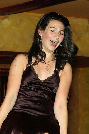 2007 Schatz, Leah Bat Mitzvah