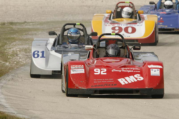 No-0702 Race Group 3 - SRF