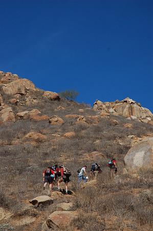 3/7/2007 - Rockclimb @ Mt. Rubidoux