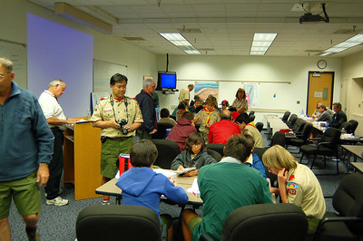 5/12/2007 - Nuclear Science Merit Badge Day