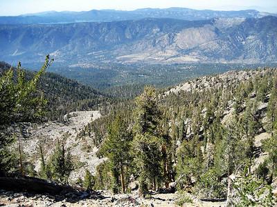 6/30/2007 - 5 Peaks Hike @ Mt. San Gorgonio (A Team)