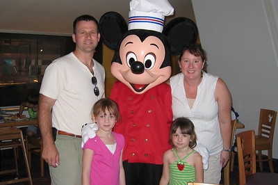 Disney World 2007