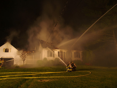 6 Meadowbrook Way, Norfolk - 2nd Alarm: May 27, 2007