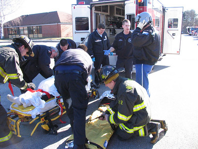 Everett Street, Norfolk - Trauma Injury: January 2, 2007