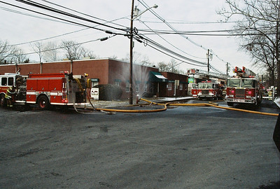 Photo's from Englewood 2nd Alarm Comm. Building S. VanBrunt St. 3-7-07