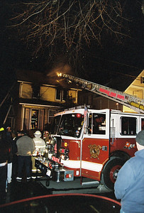 Photo's from Garfield 2nd Alarm House Fire Smiell Rd. 3-7-07