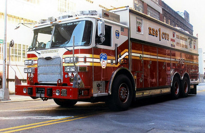 FDNY  Manhattan Apparatus