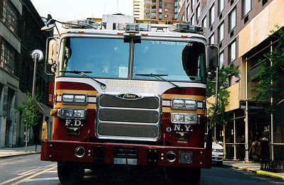 Photo's from NJMFPA Bus Trip to FDNY 5-6-07