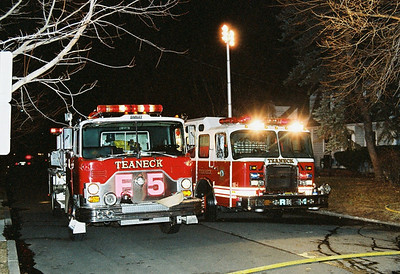 Photo's from Teaneck 3rd Alarm W/S/F Club Rd 3-12-07