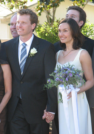 Laurie and Jon's wedding