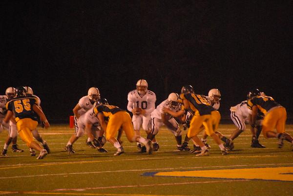Football: STA @ Bullis 09-28-2007