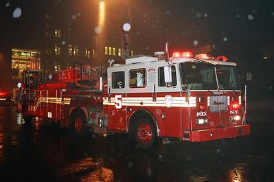 2nd Alarm Manhattan NY. Box 577 21 East 17th St at Broadway 6-19-07