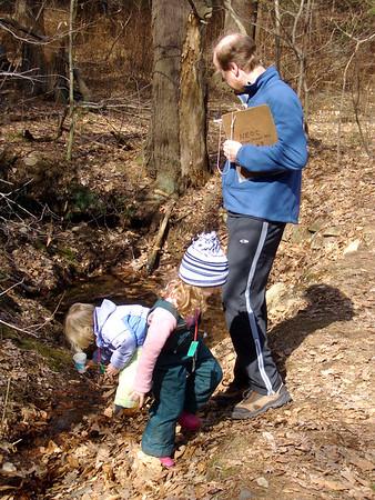 2007 04 Orienteering Blue Hills