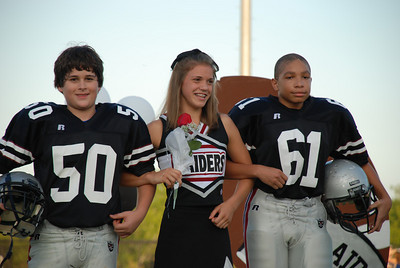 Jr Raiders 8th Homecoming EP 007