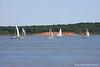 Lake Grapevine Sailboats 15 April 07