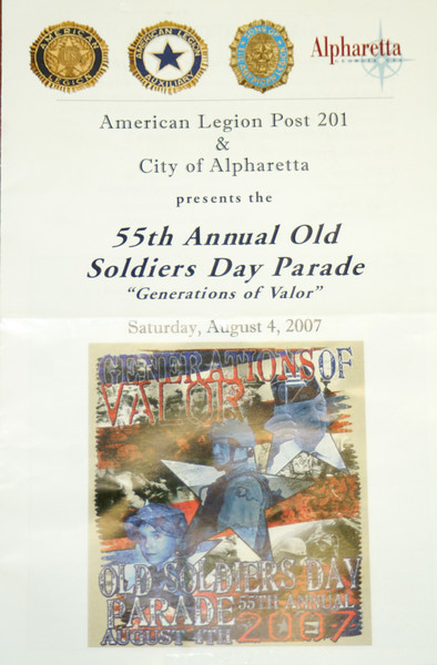 AHS Raiders Old Soldier Day Parade RP 000